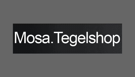 Mosa Tegelshop